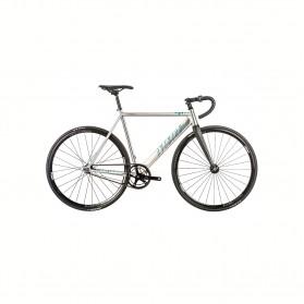 Aventon Cordoba 2018 Silber Fahrrad