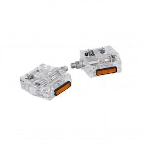 VP Components VP-577 Lichtdurchlässig Plattformpedale